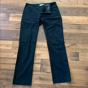 Gap True Straight Pants in Black